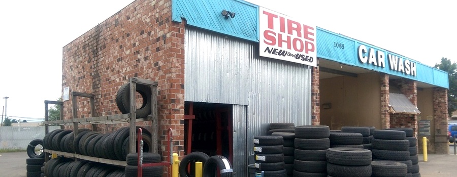 Woodland Tire Shop